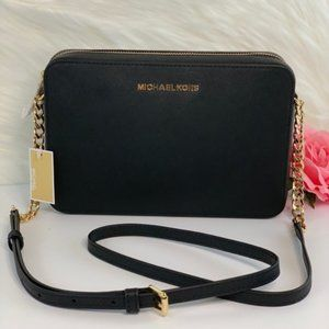 Michael Kors Crossbody Bag Black